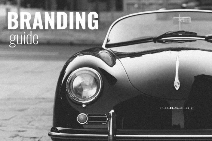 Brading guidleine, how to build your brand strategy by Toud